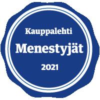 Kauppalehti Menestyjä 2021